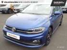 Volkswagen Polo 1.0 TSI 95ch R-Line DSG7 Euro6d-T Bleu à Brie-Comte-Robert 77