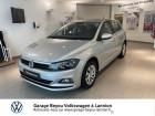 Volkswagen Polo 1.0 TSI 95ch Trendline Argent à Lannion 22