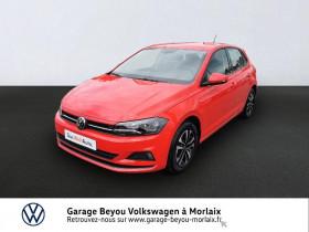 Volkswagen Polo occasion à Morlaix