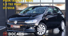 Volkswagen Polo 1.0 TSi 95pk Highline   Zetelverwarming  Navigatie Noir à Kruishoutem 977