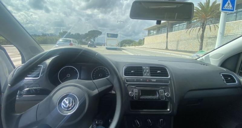 Volkswagen Polo 1.2 60CH STYLE 3P Blanc occasion à Sainte-Maxime - photo n°5