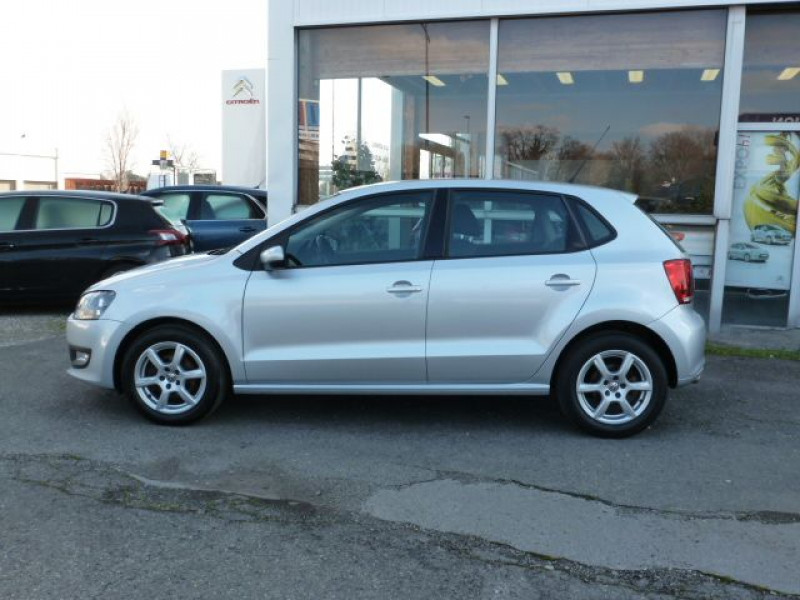 Volkswagen Polo 1.2 TSI 90CH BLUEMOTION TECHNOLOGY CONFORTLINE 5P Gris occasion à TOULOUSE - photo n°2