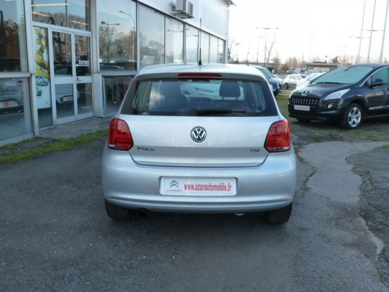 Volkswagen Polo 1.2 TSI 90CH BLUEMOTION TECHNOLOGY CONFORTLINE 5P Gris occasion à TOULOUSE - photo n°14