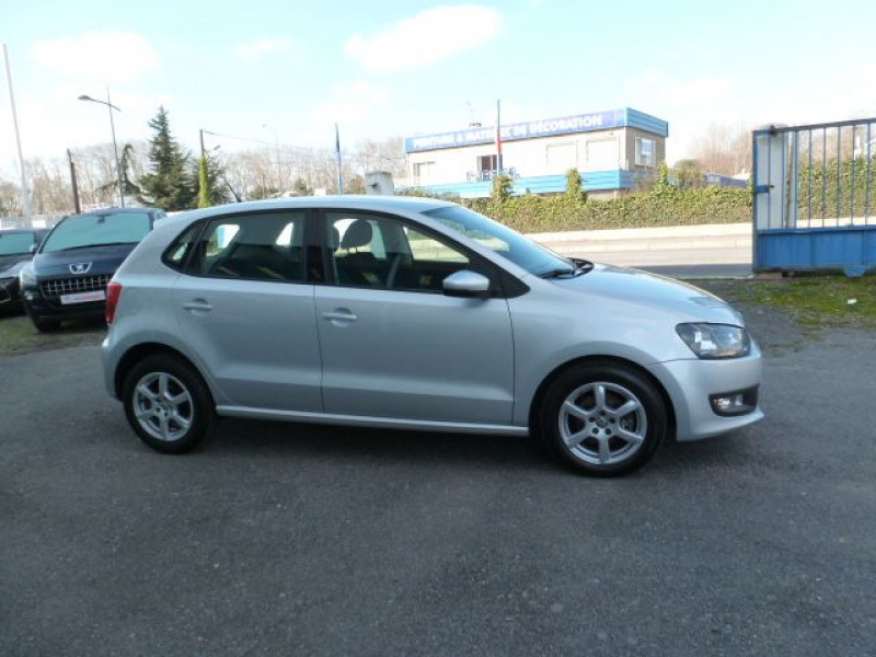 Volkswagen Polo 1.2 TSI 90CH BLUEMOTION TECHNOLOGY CONFORTLINE 5P Gris occasion à TOULOUSE - photo n°11