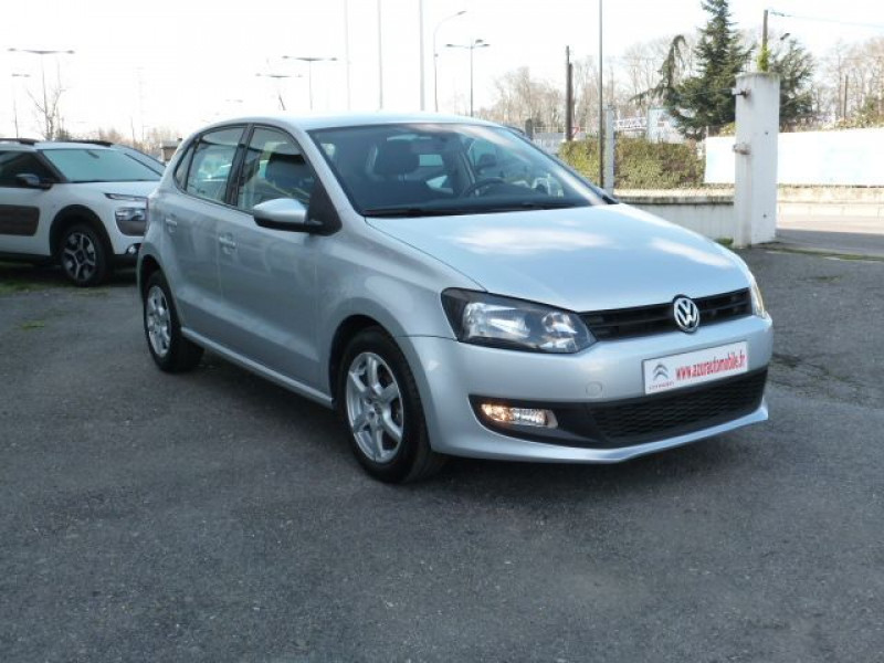 Volkswagen Polo 1.2 TSI 90CH BLUEMOTION TECHNOLOGY CONFORTLINE 5P Gris occasion à TOULOUSE - photo n°4