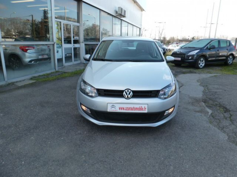 Volkswagen Polo 1.2 TSI 90CH BLUEMOTION TECHNOLOGY CONFORTLINE 5P Gris occasion à TOULOUSE - photo n°12
