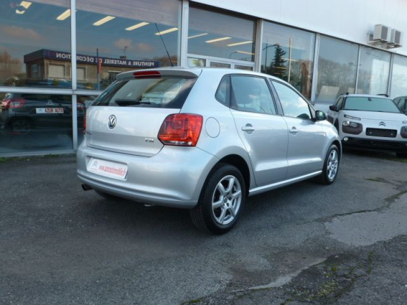 Volkswagen Polo 1.2 TSI 90CH BLUEMOTION TECHNOLOGY CONFORTLINE 5P Gris occasion à TOULOUSE - photo n°3