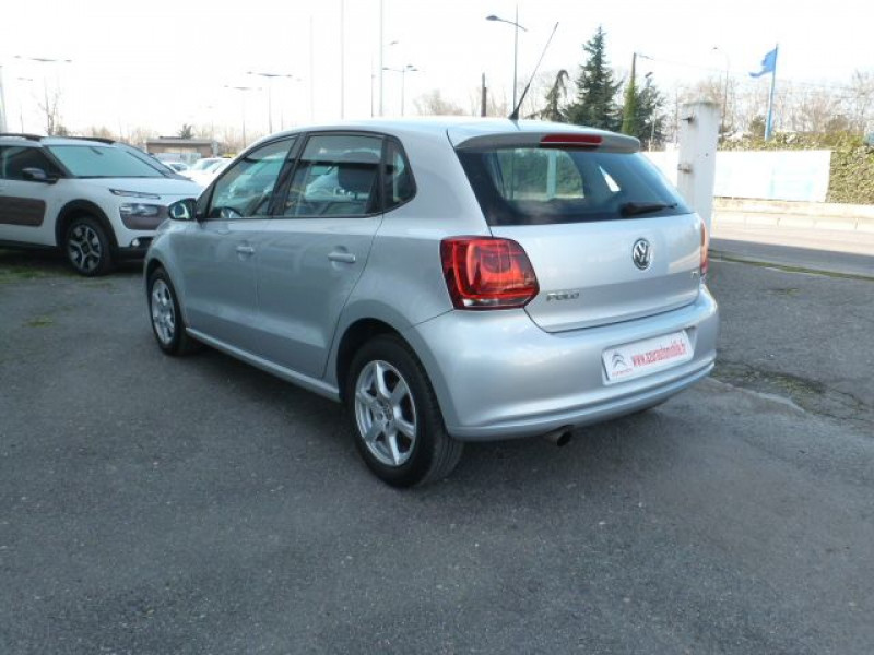 Volkswagen Polo 1.2 TSI 90CH BLUEMOTION TECHNOLOGY CONFORTLINE 5P Gris occasion à TOULOUSE - photo n°13