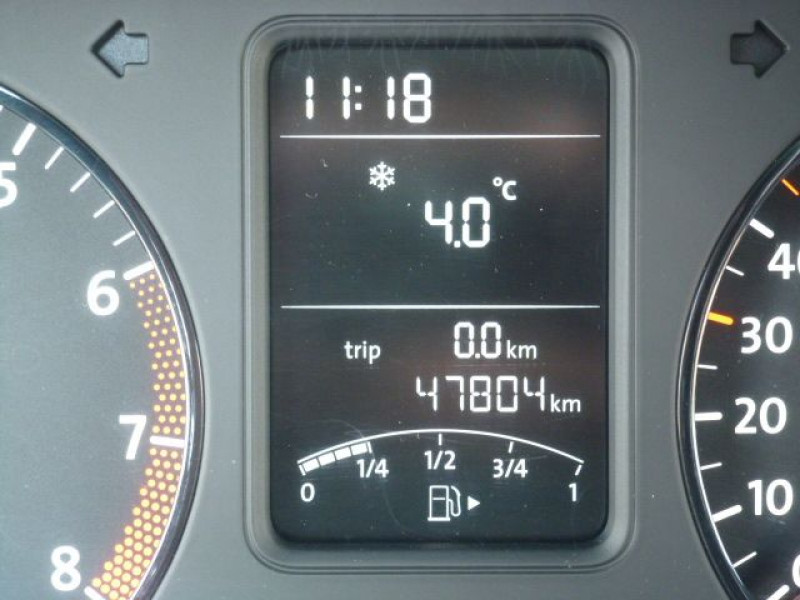 Volkswagen Polo 1.2 TSI 90CH BLUEMOTION TECHNOLOGY CONFORTLINE 5P Gris occasion à TOULOUSE - photo n°17
