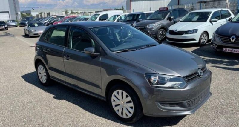 Volkswagen Polo 1.4 85CH CONFORTLINE 5P Gris occasion à ORANGE - photo n°3