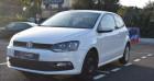 Volkswagen Polo 1.4 TDI 75cv GARANTIE Blanc à ANTIBES 06