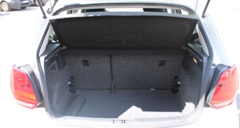 Volkswagen Polo 1.4 TDI 90 Cross Blanc occasion à BONNEVILLE - photo n°6