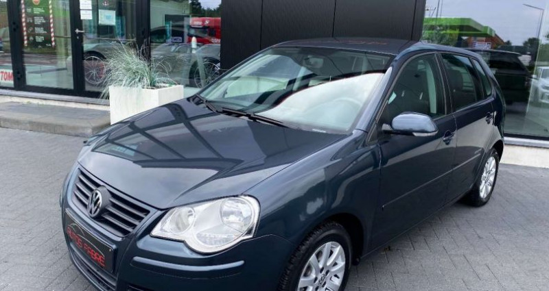 Volkswagen Polo 1.4i 16v Automaat Tiptronic AIrco 75000km 1 eig Gris occasion à Kampenhout