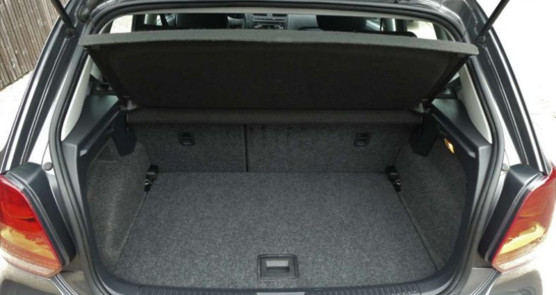 Volkswagen Polo 1.6 CR TDi Trendline DPF DSG AIRCO Gris occasion à Waregem - photo n°6
