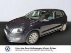 Volkswagen Polo 1.6 TDI 75ch FAP Confortline 5p Noir à Saint Brieuc 22