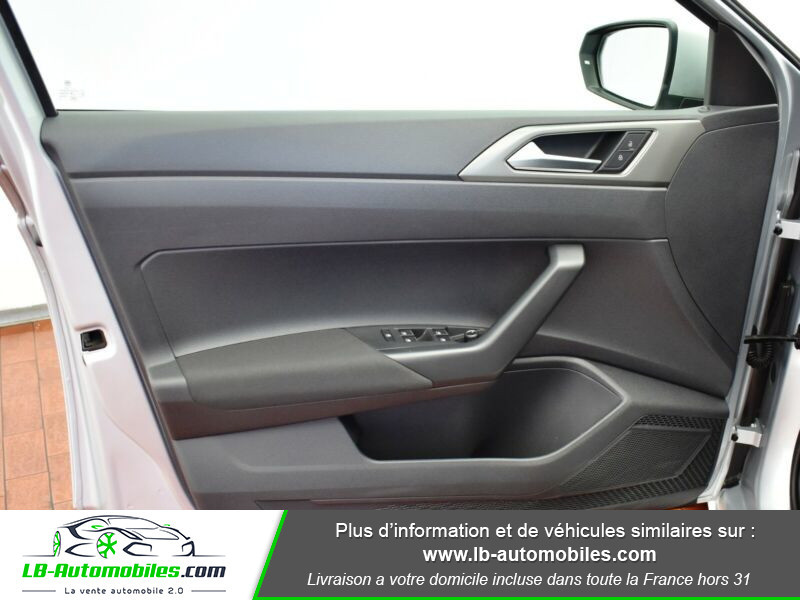 Volkswagen Polo 1.6 TDI 80 Argent occasion à Beaupuy - photo n°7