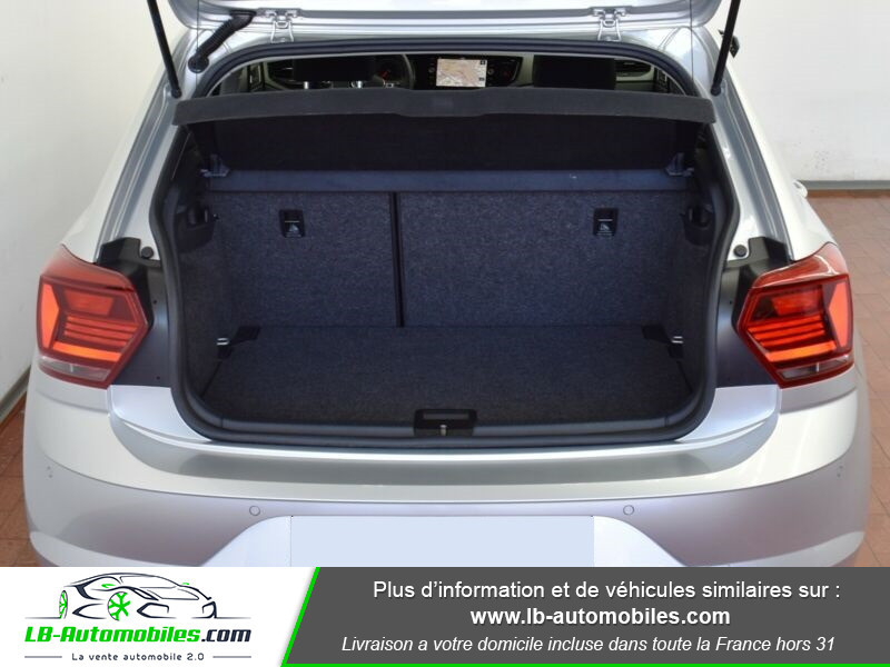 Volkswagen Polo 1.6 TDI 80 Argent occasion à Beaupuy - photo n°4