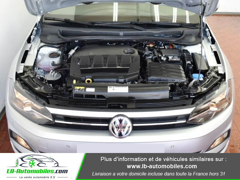 Volkswagen Polo 1.6 TDI 80 Argent occasion à Beaupuy - photo n°6