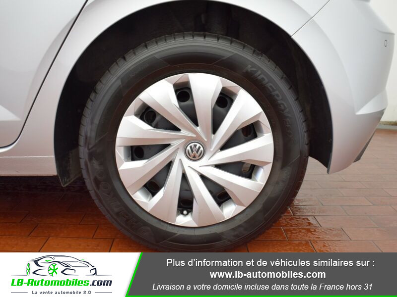 Volkswagen Polo 1.6 TDI 80 Argent occasion à Beaupuy - photo n°5