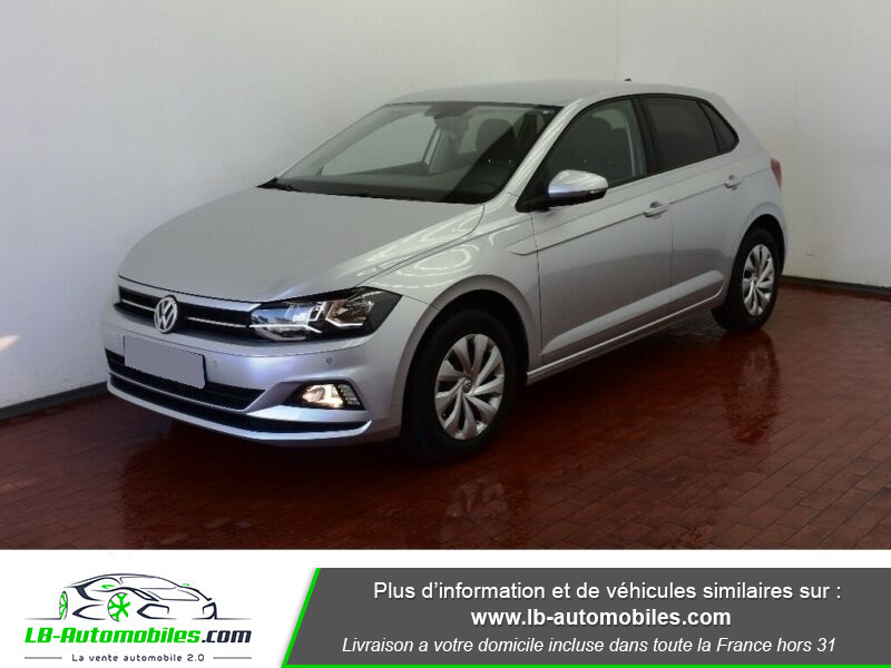 Volkswagen Polo 1.6 TDI 80 Argent occasion à Beaupuy