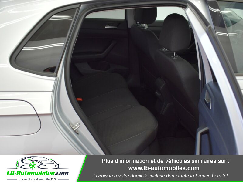 Volkswagen Polo 1.6 TDI 80 Argent occasion à Beaupuy - photo n°9
