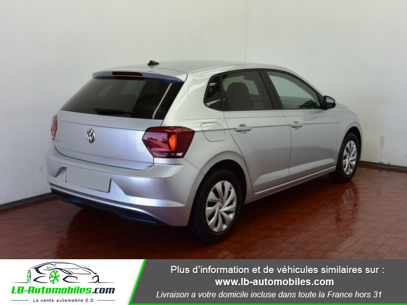 Volkswagen Polo 1.6 TDI 80 Argent occasion à Beaupuy - photo n°3