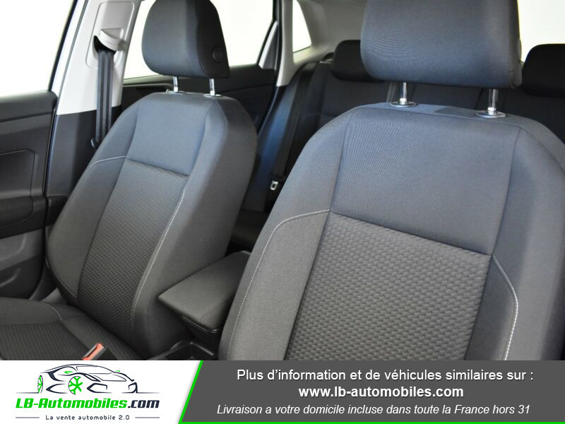 Volkswagen Polo 1.6 TDI 80 Argent occasion à Beaupuy - photo n°8
