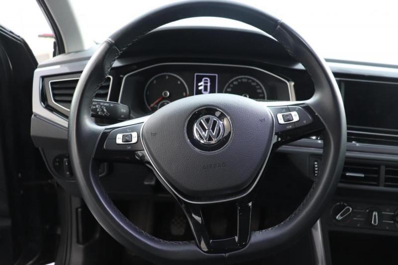 Volkswagen Polo 1.6 TDI 95 S&S BVM5 Confortline Gris occasion à Saint-Priest - photo n°10
