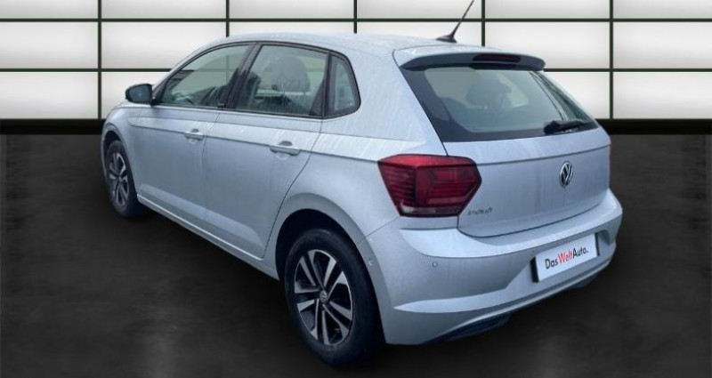 Volkswagen Polo 1.6 TDI 95ch IQ.Drive DSG7 Euro6d-T Argent occasion à La Rochelle - photo n°5
