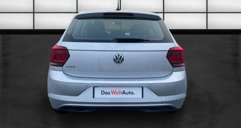 Volkswagen Polo 1.6 TDI 95ch IQ.Drive DSG7 Euro6d-T Argent occasion à La Rochelle - photo n°4