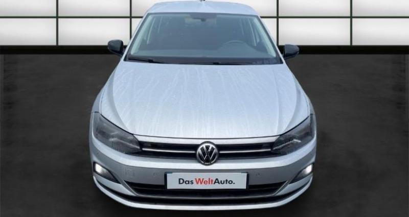 Volkswagen Polo 1.6 TDI 95ch IQ.Drive DSG7 Euro6d-T Argent occasion à La Rochelle - photo n°2