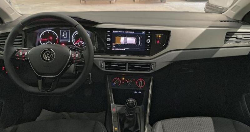 Volkswagen Polo 1.6 TDI 95ch Lounge Business Euro6d-T Noir occasion à La Rochelle - photo n°6