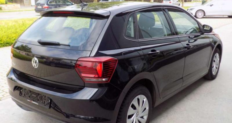 Volkswagen Polo 1.6 TDi SCR COMFORTL - DSG - GPS - PDC - APPLE CARPLAY Noir occasion à Hooglede - photo n°6