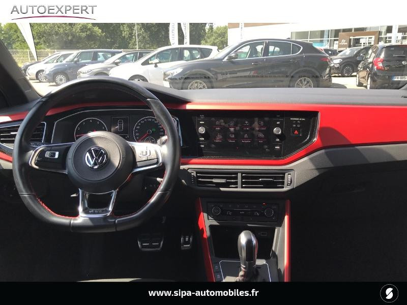 Volkswagen Polo 2.0 TSI 200 ch GTI DSG6 Blanc occasion à Muret - photo n°3