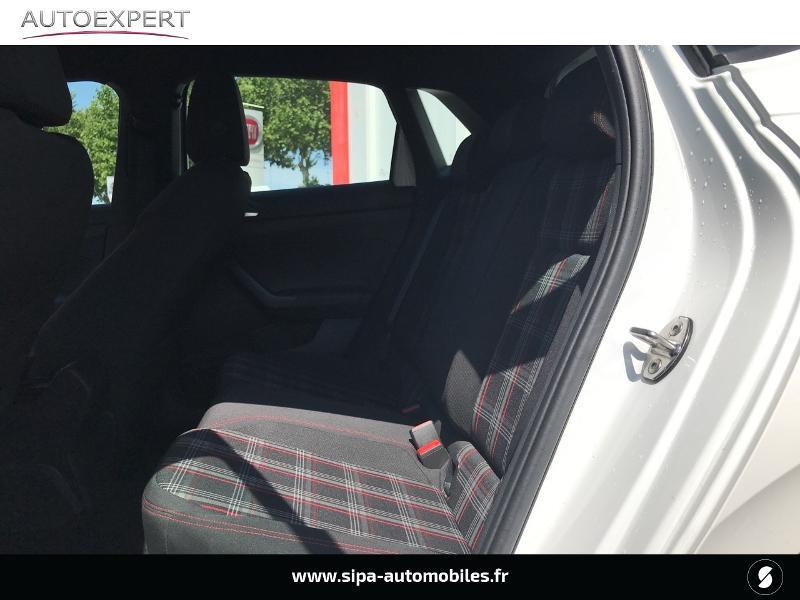 Volkswagen Polo 2.0 TSI 200 ch GTI DSG6 Blanc occasion à Muret - photo n°11