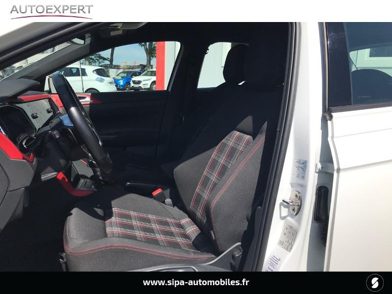 Volkswagen Polo 2.0 TSI 200 ch GTI DSG6 Blanc occasion à Muret - photo n°4