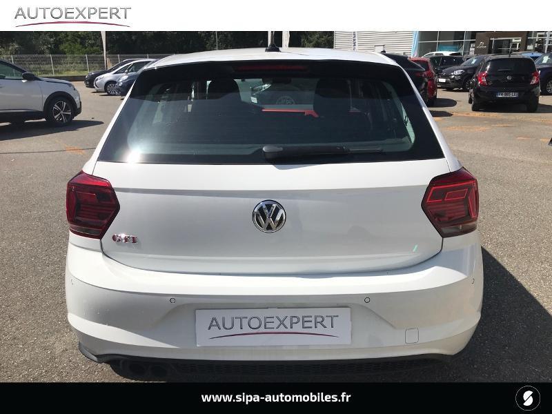 Volkswagen Polo 2.0 TSI 200 ch GTI DSG6 Blanc occasion à Muret - photo n°9
