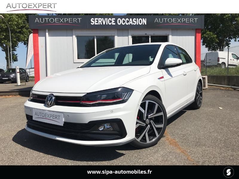 Volkswagen Polo 2.0 TSI 200 ch GTI DSG6 Blanc occasion à Muret