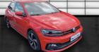 Volkswagen Polo 2.0 TSI 200ch GTI DSG6 Euro6d-T Rouge à La Rochelle 17