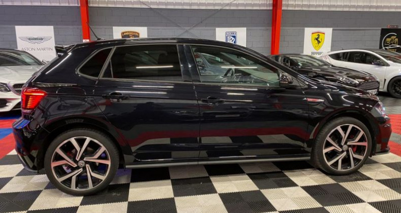 Volkswagen Polo 2.0 tsi gti Noir occasion à Brie-Comte-Robert - photo n°2