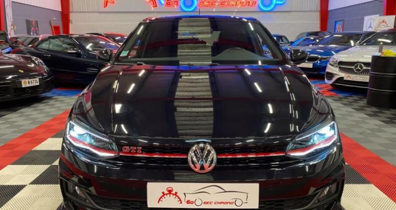 Volkswagen Polo 2.0 tsi gti Noir occasion à Brie-Comte-Robert