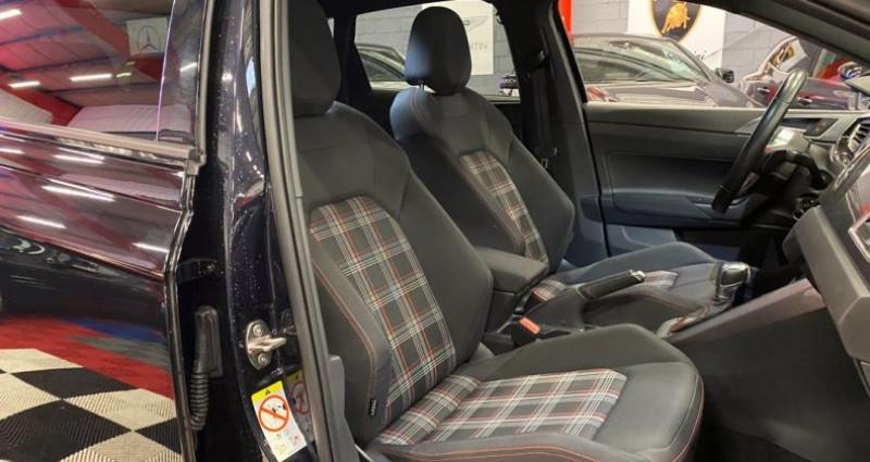 Volkswagen Polo 2.0 tsi gti Noir occasion à Brie-Comte-Robert - photo n°4