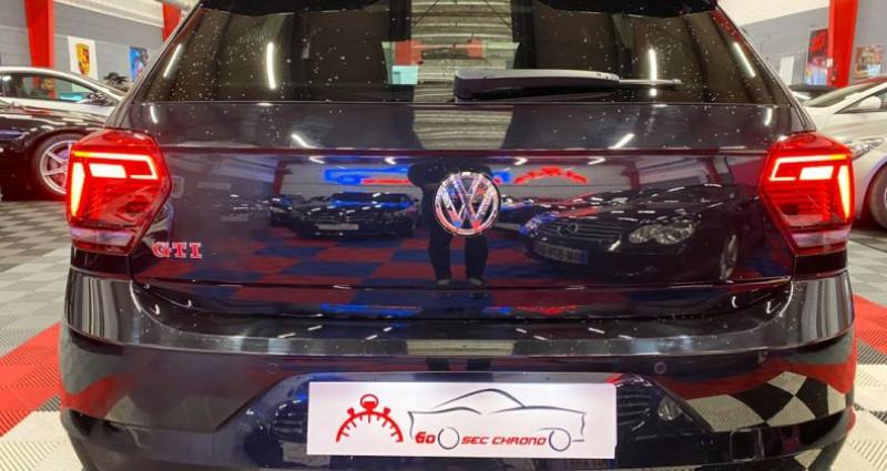 Volkswagen Polo 2.0 tsi gti Noir occasion à Brie-Comte-Robert - photo n°3