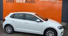 Volkswagen Polo BUSINESS 1.0 80 S&S BVM5 Business Blanc à Bourgogne 69
