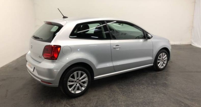 Volkswagen Polo BUSINESS 1.4 TDI 90 BMT DSG7 Confortline Gris occasion à AHUY - photo n°3