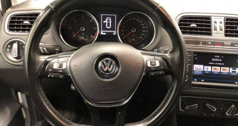 Volkswagen Polo BUSINESS 1.4 TDI 90 BMT DSG7 Confortline Gris occasion à AHUY - photo n°5