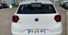 Volkswagen Polo BUSINESS 1.6 TDI 80 S&S BVM5 Trendline Business Blanc à Bourgogne 69