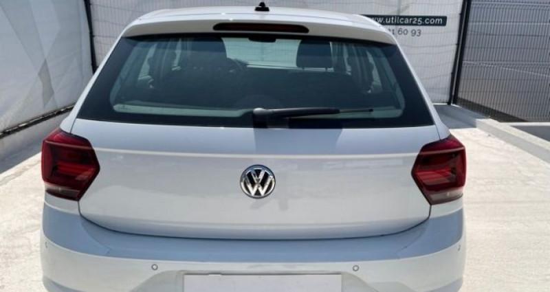 Volkswagen Polo Comfortline 1.6 TDI BMT 80 CH NAVI RADAR RETRO RAB ELEC  occasion à Tarcenay - photo n°4