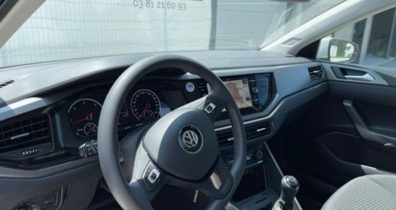 Volkswagen Polo Comfortline 1.6 TDI BMT 80 CH NAVI RADAR RETRO RAB ELEC  occasion à Tarcenay - photo n°5