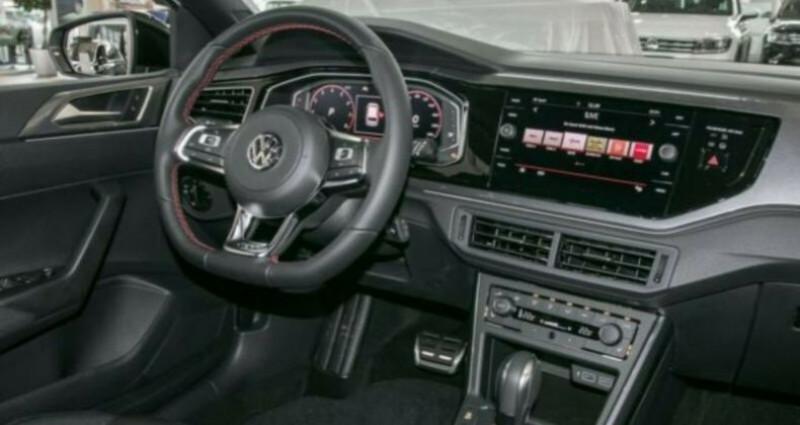 Volkswagen Polo GTI 2.0 TSI Blanc occasion à Montévrain - photo n°7